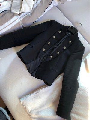 Zara Naval Jacket dark blue