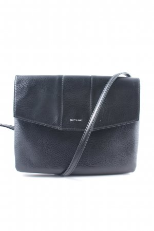 Matt & Nat Handtasche schwarz Elegant