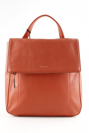 Matt & Nat Laptop Backpack light orange business style