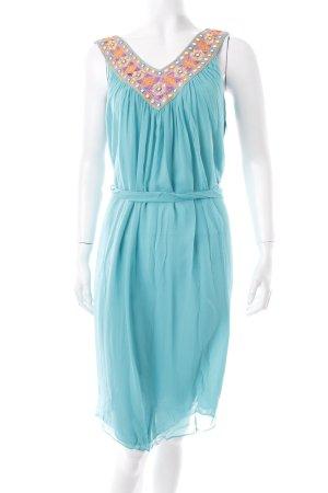 Matthew Williamson for H&M Trägerkleid mehrfarbig Paillettenverzierung
