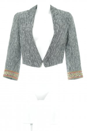 Matthew williamson Kurz-Blazer abstraktes Muster Ethno-Look