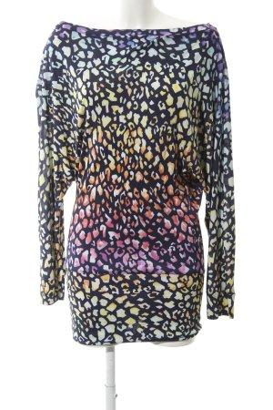 Matthew williamson Stretch jurk dierenprint dierenprint