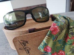 Maui Jim Angular Shaped Sunglasses black