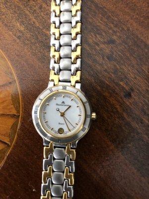 MAURICE LACROIX Uhr, Quarzwerk, Bicolor Modell 72168