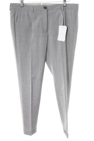 Mauro Grifoni Pantalon à pinces gris clair style d'affaires