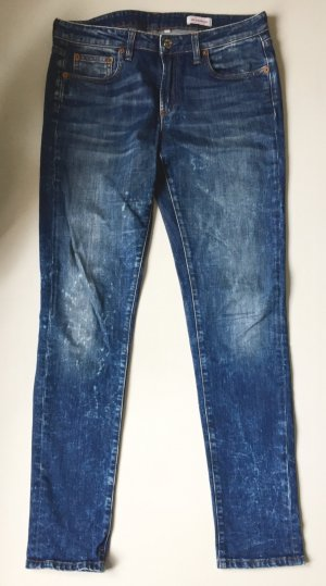 "Mauro Grifoni Jeans 28"" / schicke Waschung / solides Material"