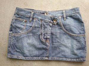 Mauro Grifoni mini Jeans Rock , Gr 26