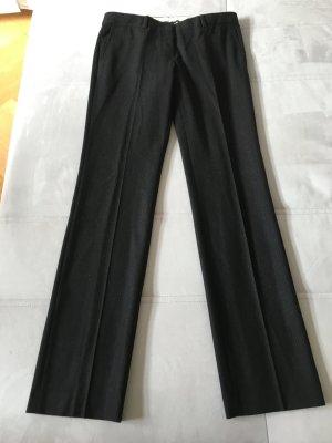 Mauro Grifoni Woolen Trousers black wool
