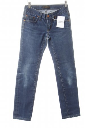 Mauro Grifoni Straight-Leg Jeans blau schlichter Stil