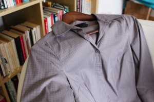 Mauve-farbene Bluse *H&M* Gr. 34