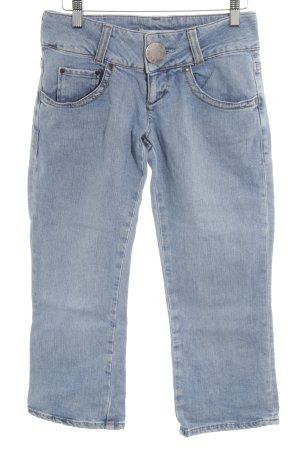 Mavi 3/4-jeans azuur casual uitstraling