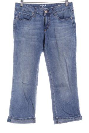 Mavi 3/4 Jeans mehrfarbig Used-Optik