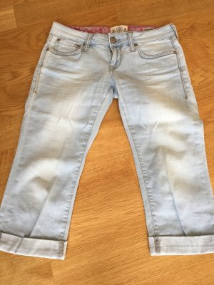 MAVI 3/4 Jeans Used-Look Gr. 27