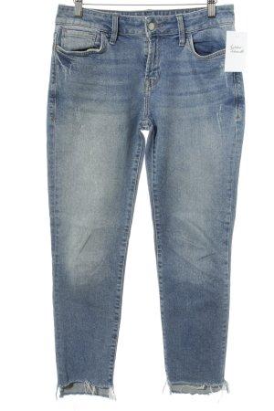 Mavi Jeans a 7/8 blu fiordaliso stile casual