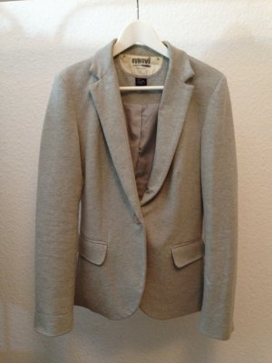 Mavi Blazer in grauem Sweat - kaum getragen, wie neu