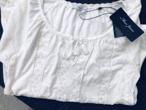 Mavi Jeans Co. Lace Blouse white