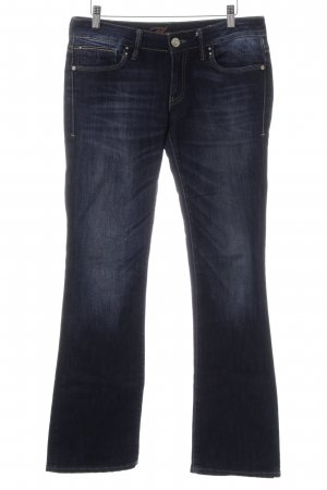 "Mavi Boot Cut Jeans ""Bella Slim Boot-cut"" dunkelblau"