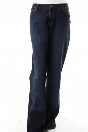 Mavi Boot Cut Jeans blau