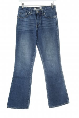 Mavi Boot Cut spijkerbroek blauw casual uitstraling