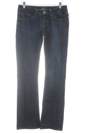Mavi Boot Cut spijkerbroek donkerblauw casual uitstraling