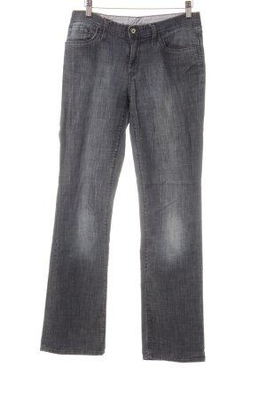 Mavi Boot Cut Jeans dunkelblau Street-Fashion-Look