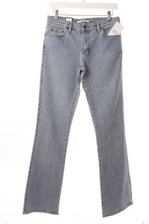 Mavi Boot Cut Jeans hellblau