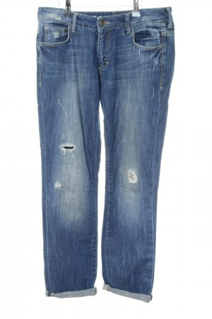 Mavi Jeans boyfriend blu stile casual