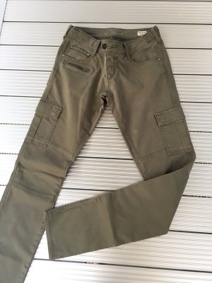 Mavi Cargo slim cut Stretch Hose