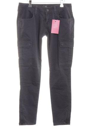 Mavi Cargo Pants light grey casual look