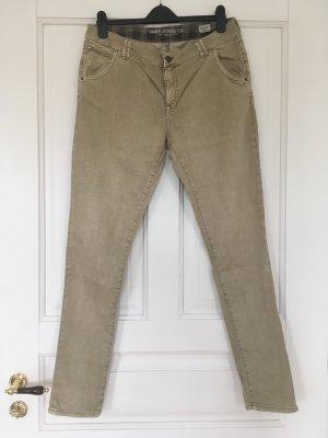 MAVI Chino Boyfriend Hose Jeans Belinda camel beige