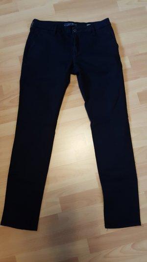 Mavi Chinohose, schwarz, Gr. 30
