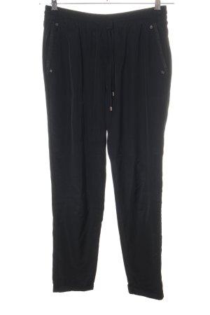 Mavi Pantalone culotte nero stile casual