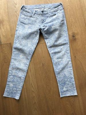 "Mavi - Cut Jeans ""Hippy Style"""