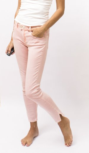 Mavi Damen Jeans Adriana  Gr. W26  apricot, knöchellang