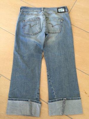 Mavi dreiviertel Jeans