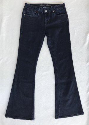 Mavi Flared Jeans Schlagjeans dunkelblau 26/32