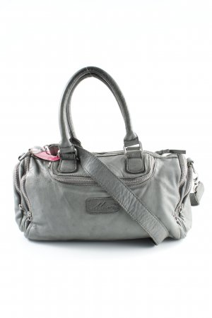 Mavi Carry Bag sage green-slate-gray casual look