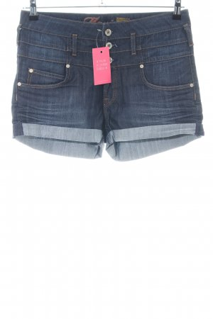 Mavi Hot Pants blau Casual-Look