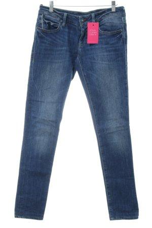 Mavi Hüftjeans blau Jeans-Optik