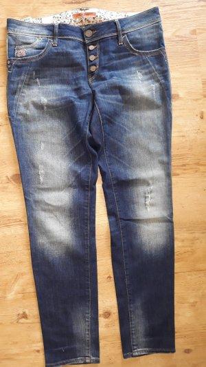 Mavi Jeans Co. Jeans taille basse bleu