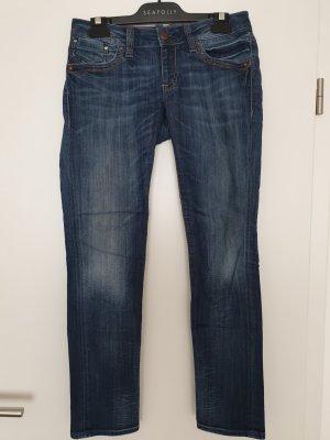 Mavi Skinny Jeans blue