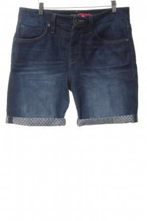 Mavi Jeans Co. Bermuda blau Casual-Look
