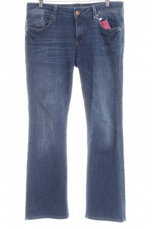 Mavi Jeans Co. Boot Cut Jeans dunkelblau Casual-Look