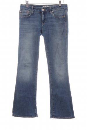 Mavi Jeans Co. Boot Cut spijkerbroek staalblauw casual uitstraling