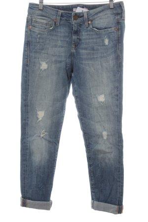 "Mavi Jeans Co. Boyfriendjeans ""KATHY"" stahlblau"