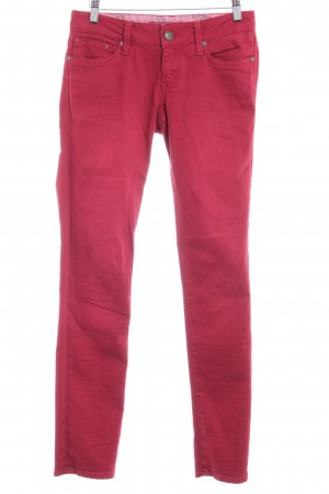 Mavi Jeans Co. Hüfthose rot Casual-Look