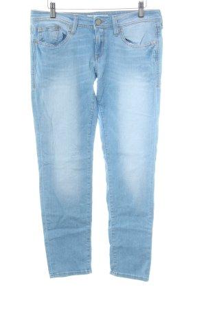 Mavi Jeans Co. Jeans vita bassa azzurro stile casual
