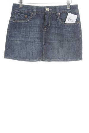 Mavi Jeans Co. Jeansrock dunkelblau Casual-Look