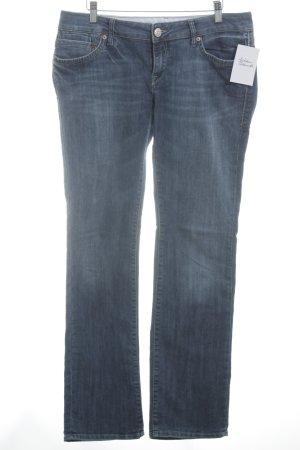 "Mavi Jeans Co. Jeans a zampa d'elefante ""Olivia"" blu fiordaliso"
