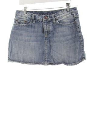 Mavi Jeans Co. Jeansshorts blassblau Farbverlauf Casual-Look